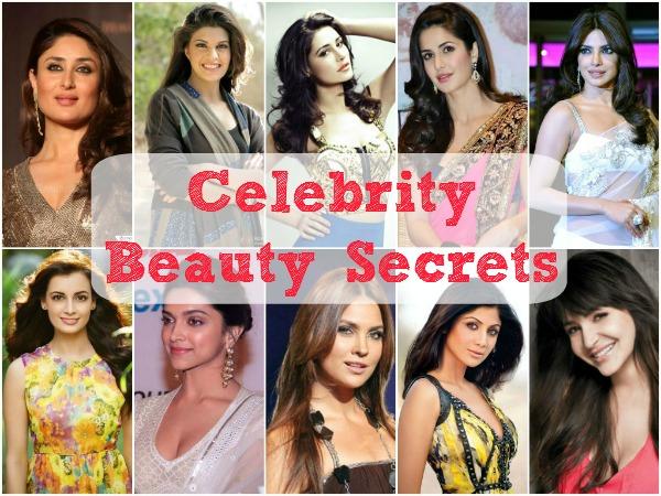 Celebrity Beauty Secrets main