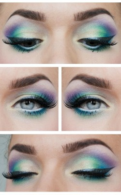 eye makeup tips for blue eyes and inspirations