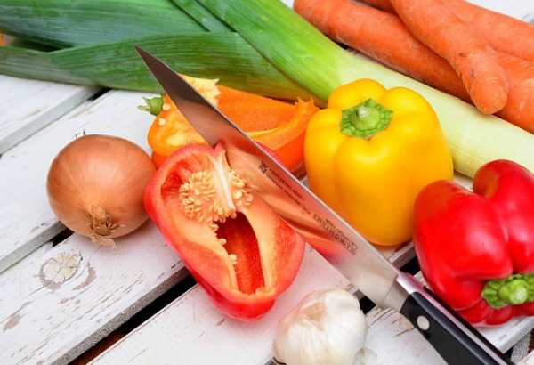 Tips For Beautiful Skin eat vegetables