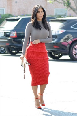 Kim kardashian Fashion: Best looks of 2014
