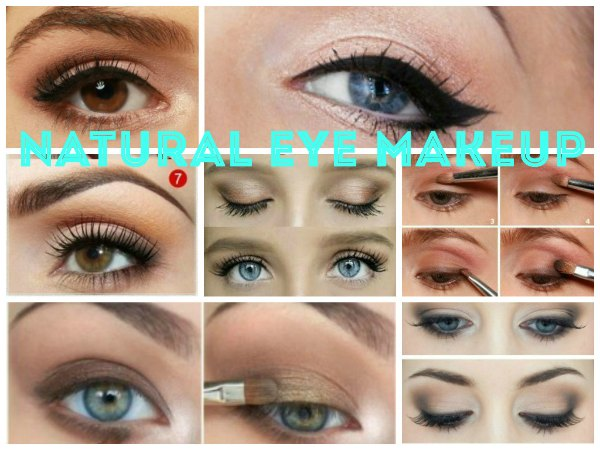 Natural Eye Makeup Main