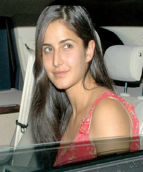 katrina without makeup