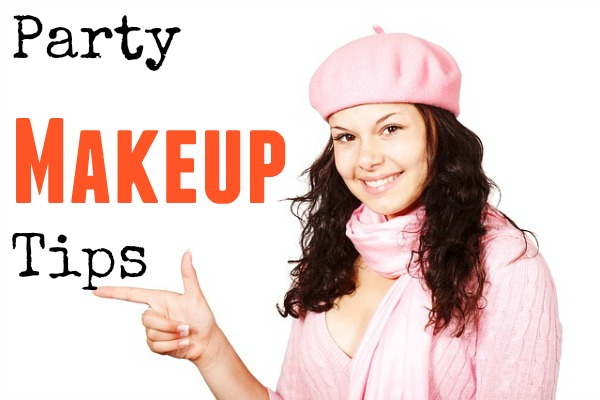 party makeup tips 1