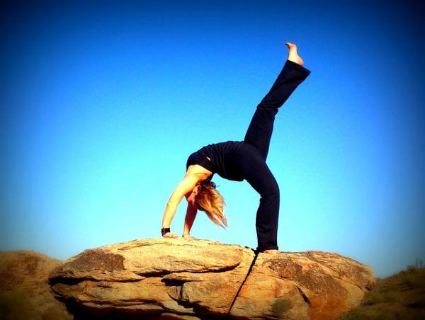 yoga for glowing skin 2