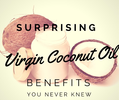 virgin coconut oil benefits you never knew