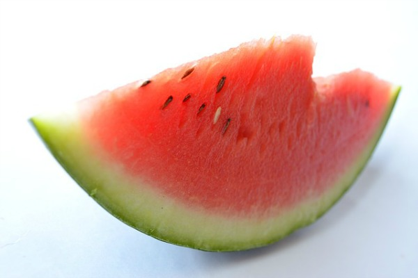 Fruits for glowing skin watermelon