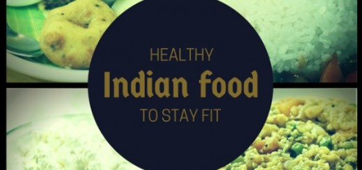 Healthy Indian food to stay fit Main