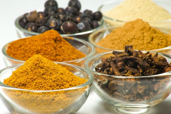 Healthy Indian food to stay fit Spices