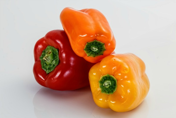 Best Food For Hair Bell Peppers