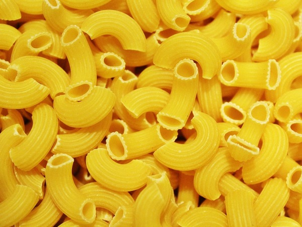 Best Food For hair Carbohydrates Pasta noodles