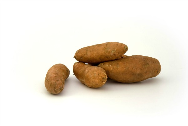 Best Food For hair sweet Potato  vitamin B Beta carotene